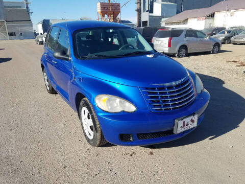2006 Chrysler PT Cruiser for sale at J & S Auto Sales in Thompson ND