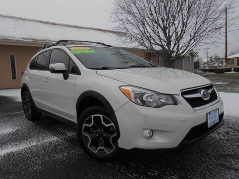 2015 Subaru XV Crosstrek for sale at McKenna Motors in Union Gap WA