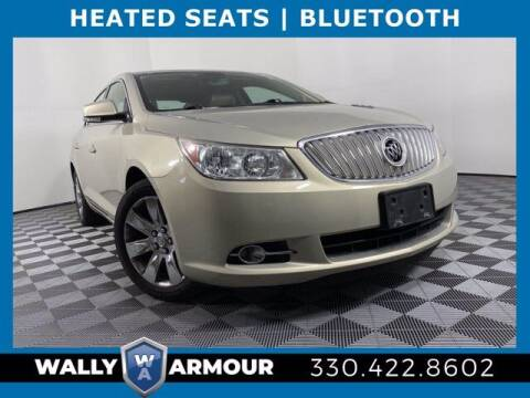 2010 Buick LaCrosse for sale at Wally Armour Chrysler Dodge Jeep Ram in Alliance OH