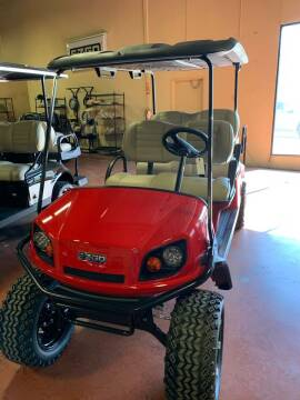 2021 EZGO L6 Elite for sale at ADVENTURE GOLF CARS in Southlake TX