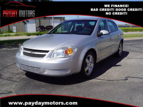 2010 Chevrolet Cobalt for sale at Payday Motors in Wichita And Topeka KS