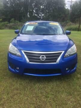 2013 Nissan Sentra for sale at CAPITOL AUTO SALES LLC in Baton Rouge LA