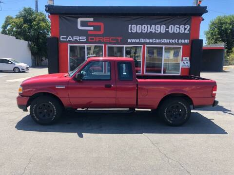 2008 Ford Ranger for sale at Cars Direct in Ontario CA