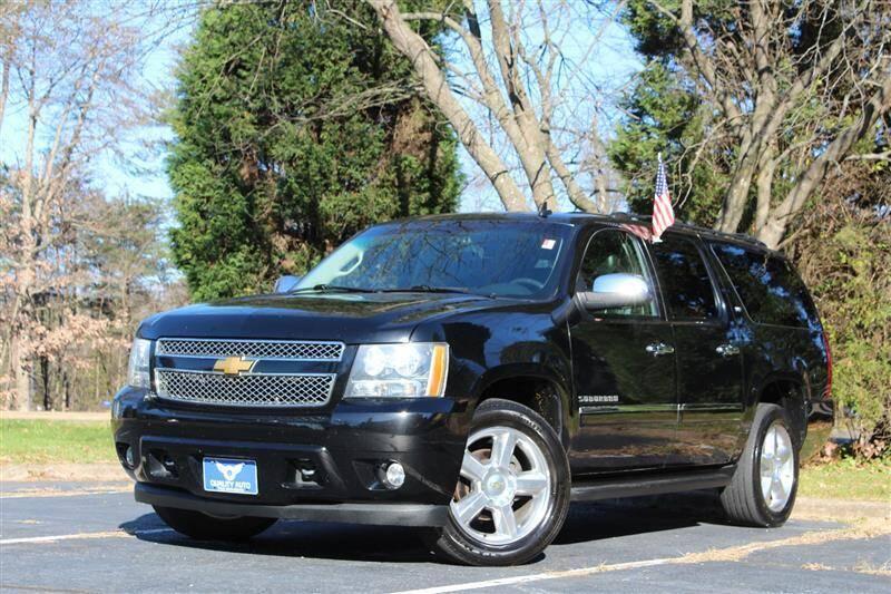 2012 Chevrolet Suburban for sale at Quality Auto in Manassas VA