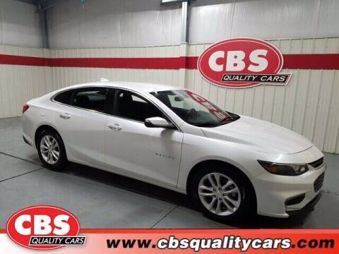 2018 Chevrolet Malibu for sale at CBS Quality Cars in Durham NC