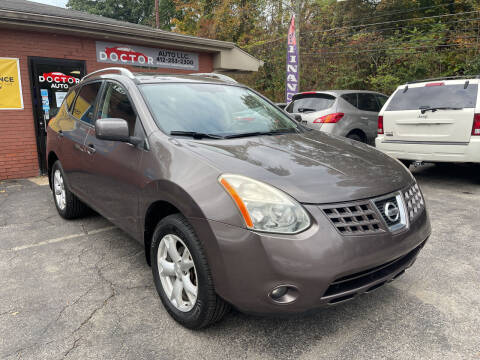 2008 Nissan Rogue for sale at Doctor Auto in Cecil PA
