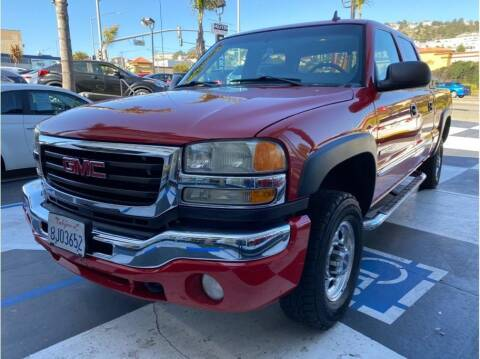 2006 GMC Sierra 2500HD for sale at AutoDeals in Daly City CA