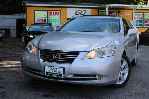 2008 Lexus ES 350 for sale at Go Auto Sales in Gainesville GA