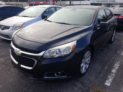 2014 Chevrolet Malibu for sale at Castle Used Cars in Jacksonville FL