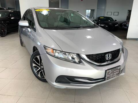 2014 Honda Civic for sale at Auto Mall of Springfield in Springfield IL