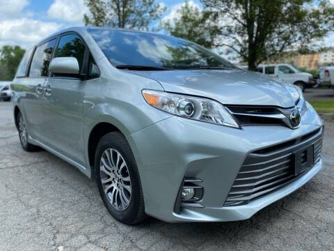 2020 Toyota Sienna for sale at HERSHEY'S AUTO INC. in Monroe NY
