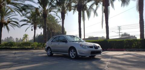 2006 Subaru Impreza for sale at Alltech Auto Sales in Covina CA
