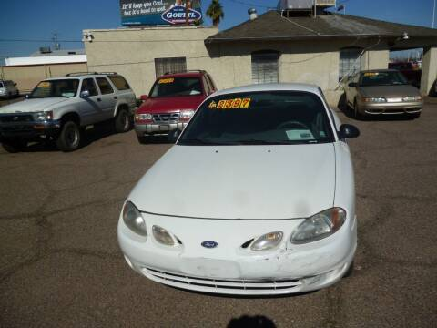1998 Ford Escort for sale at Grand Avenue Motors in Phoenix AZ