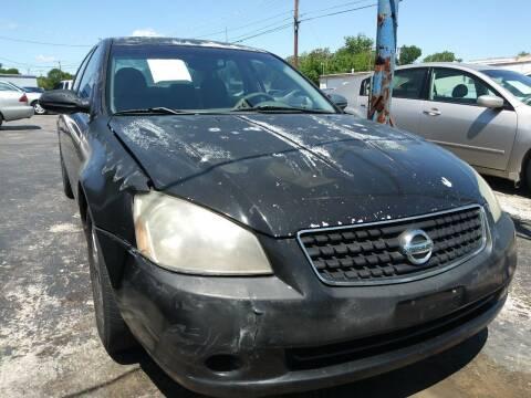 2006 Nissan Altima for sale at Dave-O Motor Co. in Haltom City TX