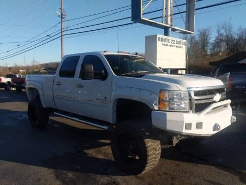 2012 Chevrolet Silverado 2500HD for sale at Route 22 Autos in Zanesville OH