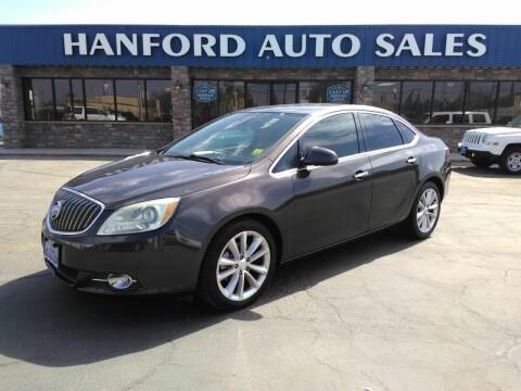 2014 Buick Verano for sale at Hanford Auto Sales in Hanford CA