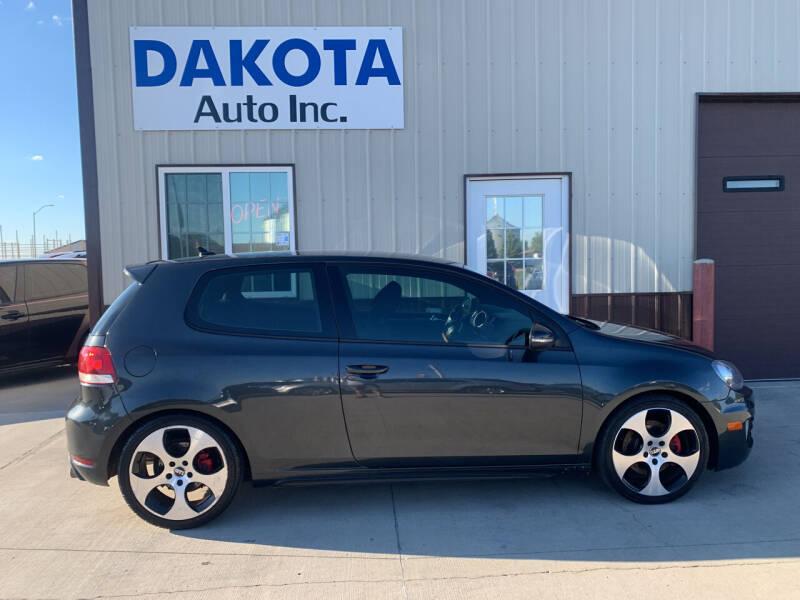 2011 Volkswagen GTI for sale at Dakota Auto Inc. in Dakota City NE
