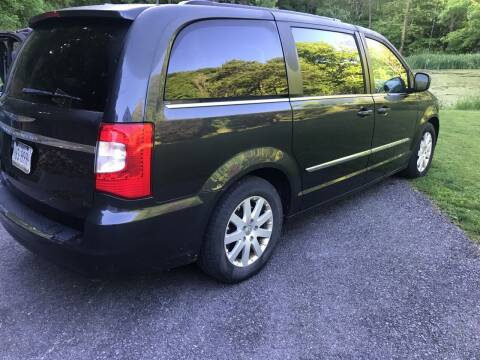 2012 Chrysler Town and Country for sale at CESSNA MOTORS INC in Bedford PA
