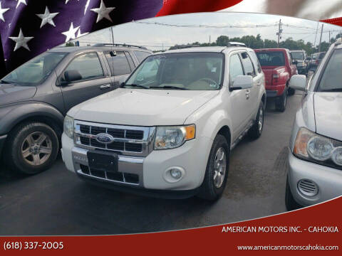 2009 Ford Escape for sale at American Motors Inc. - Cahokia in Cahokia IL