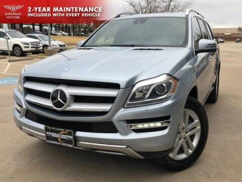 2014 Mercedes-Benz GL-Class for sale at European Motors Inc in Plano TX