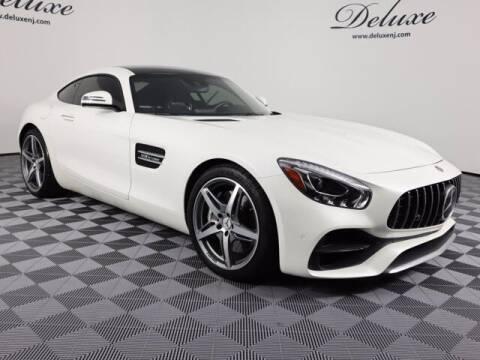 2018 Mercedes-Benz AMG GT for sale at DeluxeNJ.com in Linden NJ