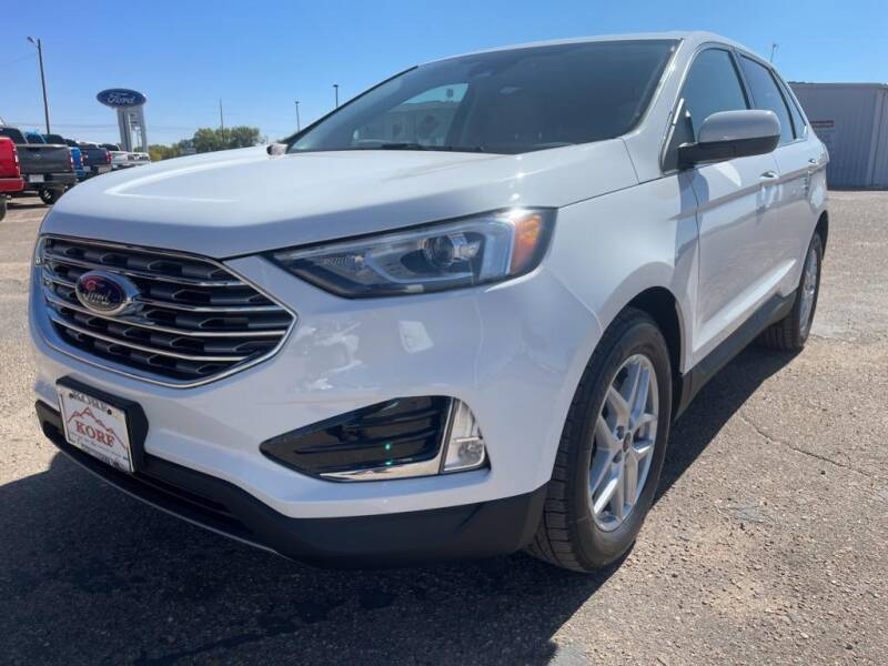 2021 Ford Edge for sale in Brush, CO