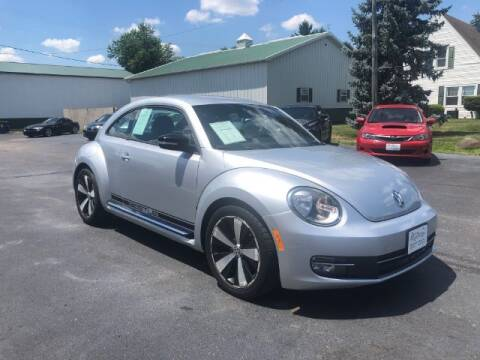 2013 Volkswagen Beetle for sale at Tip Top Auto North in Tipp City OH