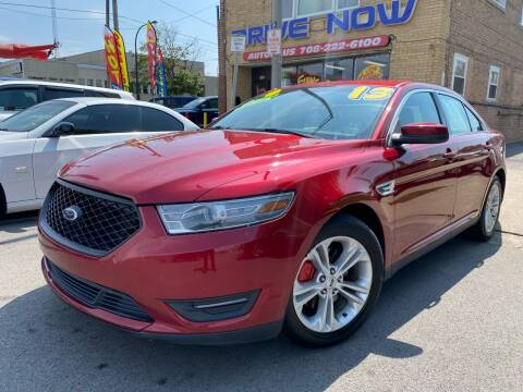 2013 Ford Taurus for sale at Drive Now Autohaus in Cicero IL