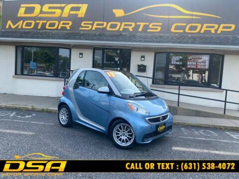 2013 Smart fortwo for sale at DSA Motor Sports Corp in Commack NY