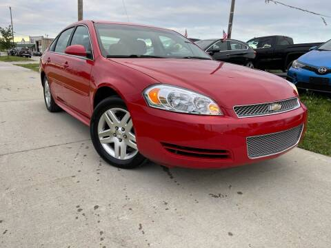 2012 Chevrolet Impala for sale at Wyss Auto in Oak Creek WI