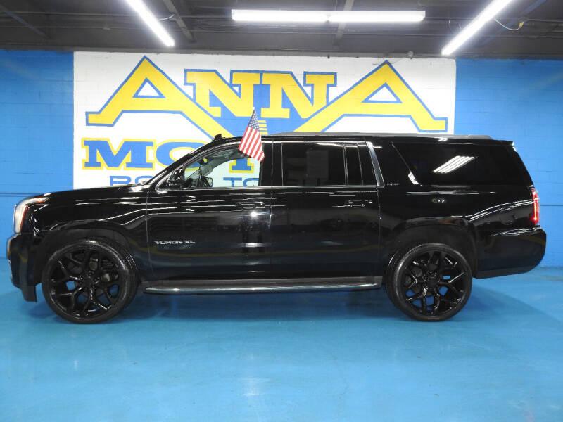 2016 GMC Yukon XL for sale at ANNA MOTORS, INC. in Detroit MI