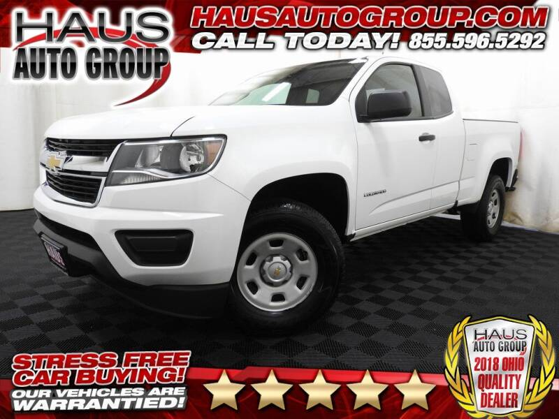 2018 Chevrolet Colorado for sale in Canfield, OH