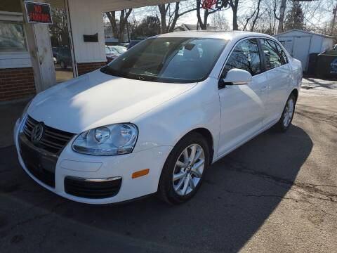 2010 Volkswagen Jetta for sale at New Wheels in Glendale Heights IL