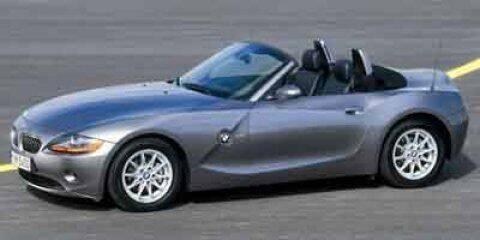 2004 BMW Z4 for sale at Mercedes-Benz of Daytona Beach in Daytona Beach FL