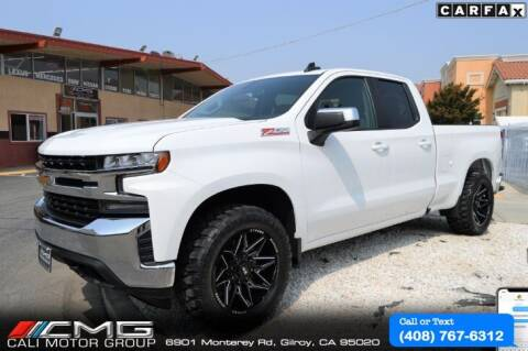 2019 Chevrolet Silverado 1500 for sale at Cali Motor Group in Gilroy CA