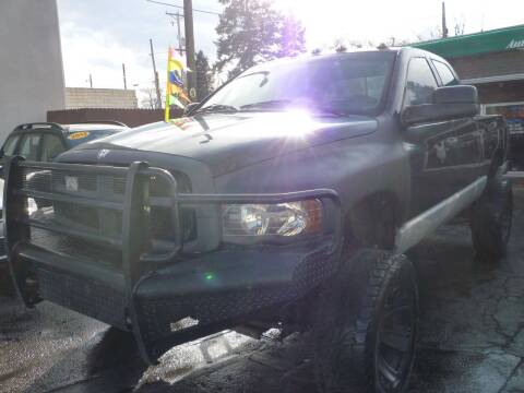 2004 Dodge Ram Pickup 3500 for sale at Sindibad Auto Sale, LLC in Englewood CO