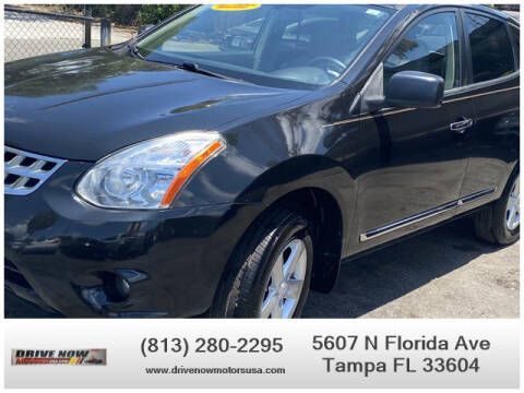 2012 Nissan Rogue for sale at Drive Now Motors USA in Tampa FL