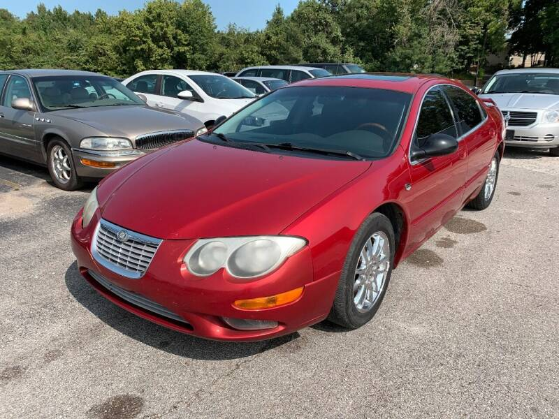 2002 Chrysler 300M for sale at Best Buy Auto Sales in Murphysboro IL