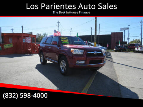 2013 Toyota 4Runner for sale at Los Parientes Auto Sales in Houston TX