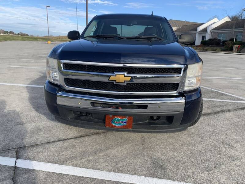2009 Chevrolet Silverado 1500 for sale at 411 Trucks & Auto Sales Inc. in Maryville TN