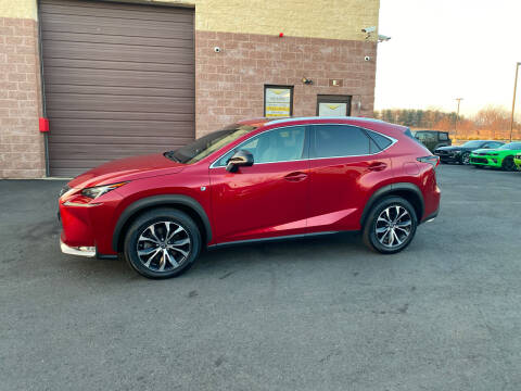 2016 Lexus NX 200t for sale at CarNu  Sales in Warminster PA