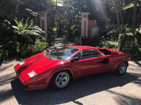 1982 Lamborghini Countach LP400 for sale at Gullwing Motor Cars Inc in Astoria NY
