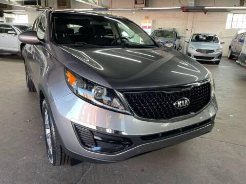 2015 Kia Sportage for sale at John Warne Motors in Canonsburg PA
