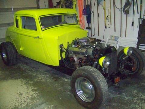 1934 Plymouth Business Coupe for sale at Collector Car Co in Zanesville OH