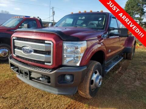 2016 Ford F-350 Super Duty for sale at Impex Auto Sales in Greensboro NC