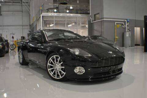 2006 Aston Martin V12 Vanquish for sale at Euro Prestige Imports llc. in Indian Trail NC