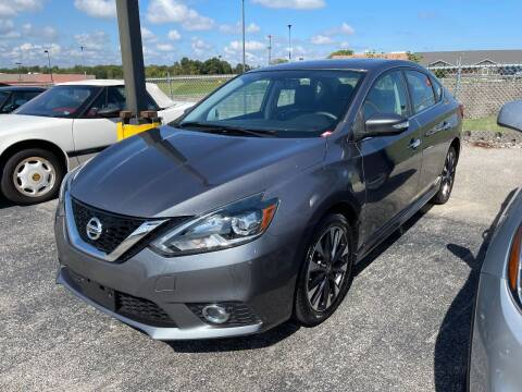 2017 Nissan Sentra for sale at Greg's Auto Sales in Poplar Bluff MO