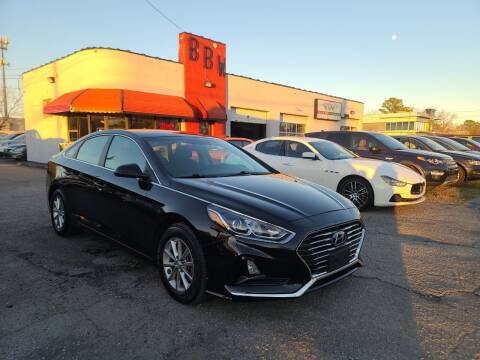 2018 Hyundai Sonata for sale at Best Buy Wheels in Virginia Beach VA