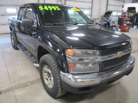 2004 Chevrolet Colorado for sale at Granite Auto Sales in Redgranite WI