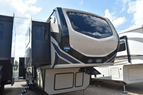 2018 Keystone Montana 375FL for sale at Buy Here Pay Here RV in Burleson TX